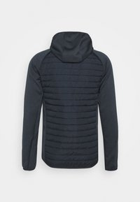 Jack & Jones - JCOMULTI QUILTED JACKET - Outdoor jacket - dark blue - 1