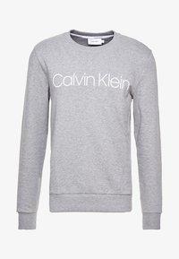 Sweatshirt - mid grey heather