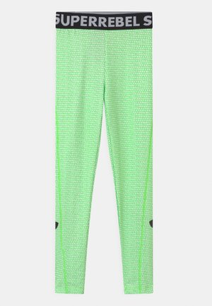 UNISEX - Leggings - gecko green