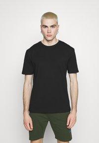 Newport Bay Sailing Club - CORE 3 PACK - T-shirt basic - black/navy/grey marl - 3