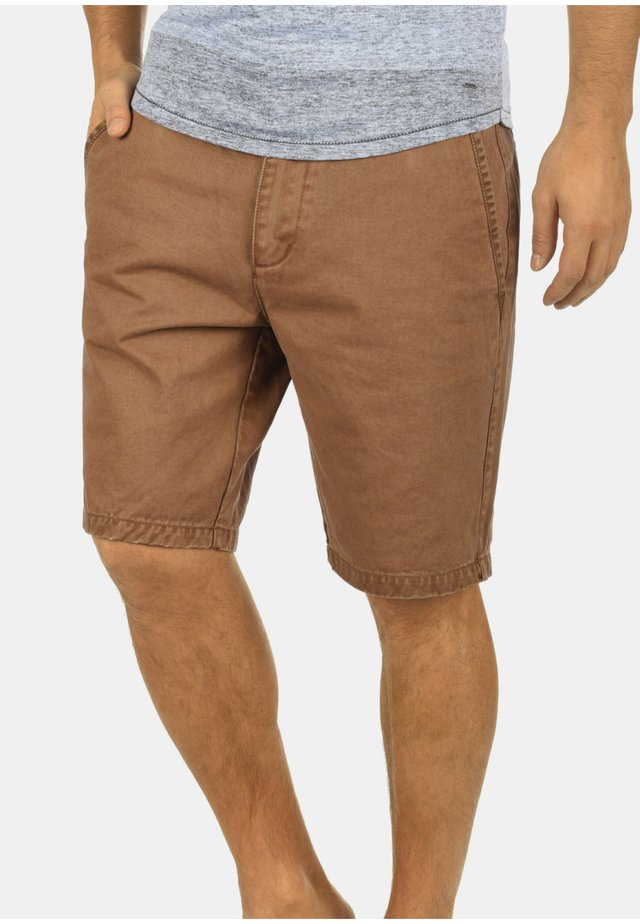 PINHEL - Shorts - brown