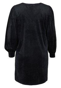 Zizzi - Jersey dress - black - 5