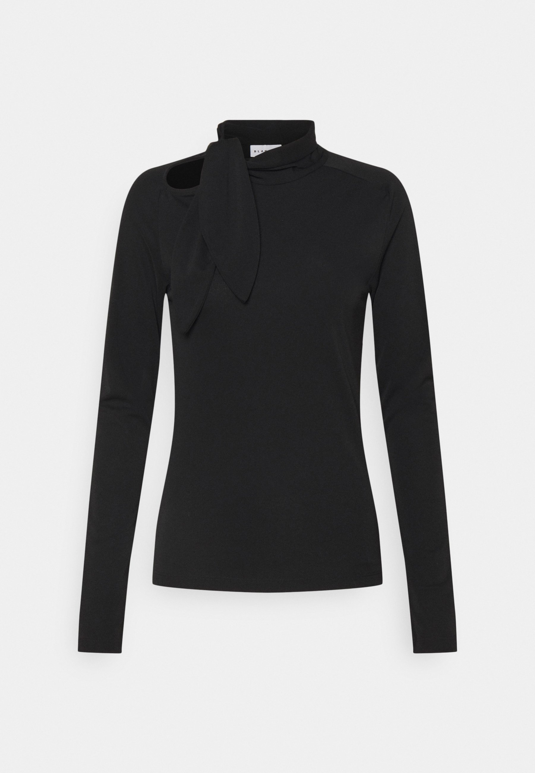 Women CARISI TIE BLOUSE - Long sleeved top