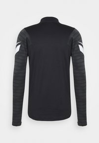 Nike Performance - Sports shirt - black/anthracite/white - 1