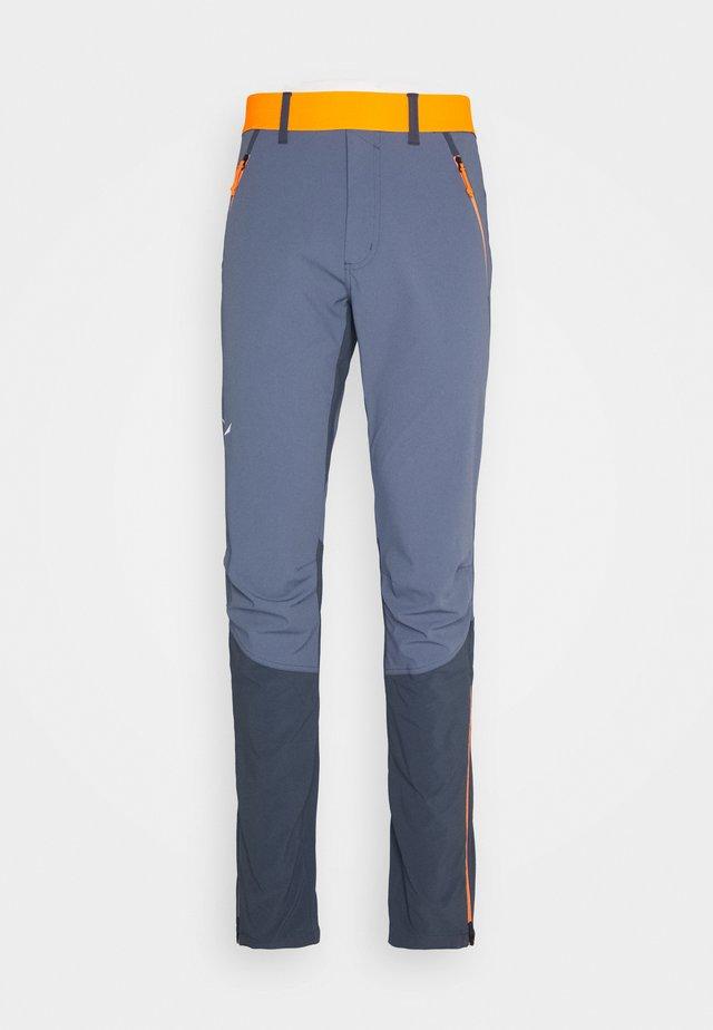 PEDROC - Pantalones montañeros largos - grisaille