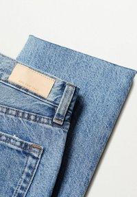 Mango - HAVANA - Straight leg jeans - middenblauw - 6