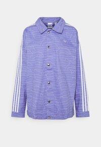 adidas Originals - JACKET - Cowboyjakker - light purple/white/silver met. - 4
