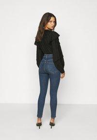 Dr.Denim Petite - MOXY - Jeans Skinny Fit - stoker blue - 2