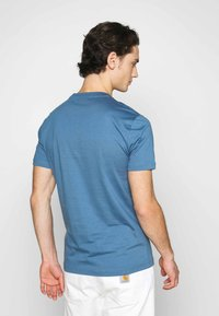 Calvin Klein - FRONT LOGO - T-shirts print - blue - 2