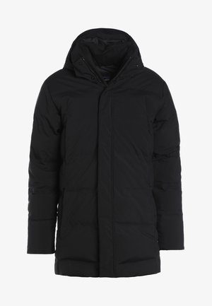 JACKSON GLACIER PARKA - Down coat - black