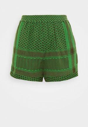 Shorts - moss