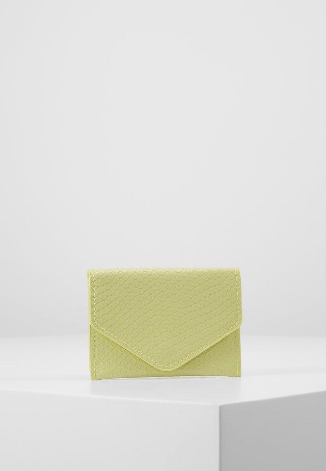 WALLET BOA - Peněženka - green