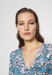 Fabienne Chapot - LOLA DRESS - Day dress - lavender/warm white - 3
