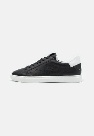 NIZZA - Zapatillas - black/white