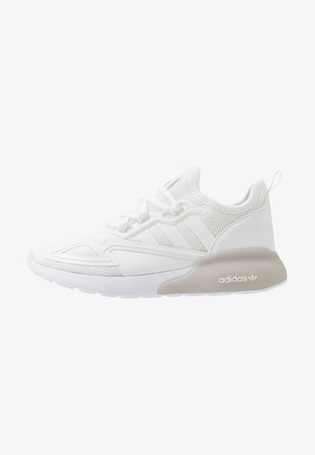 ZX - Sneakers laag - footwear white/grey two