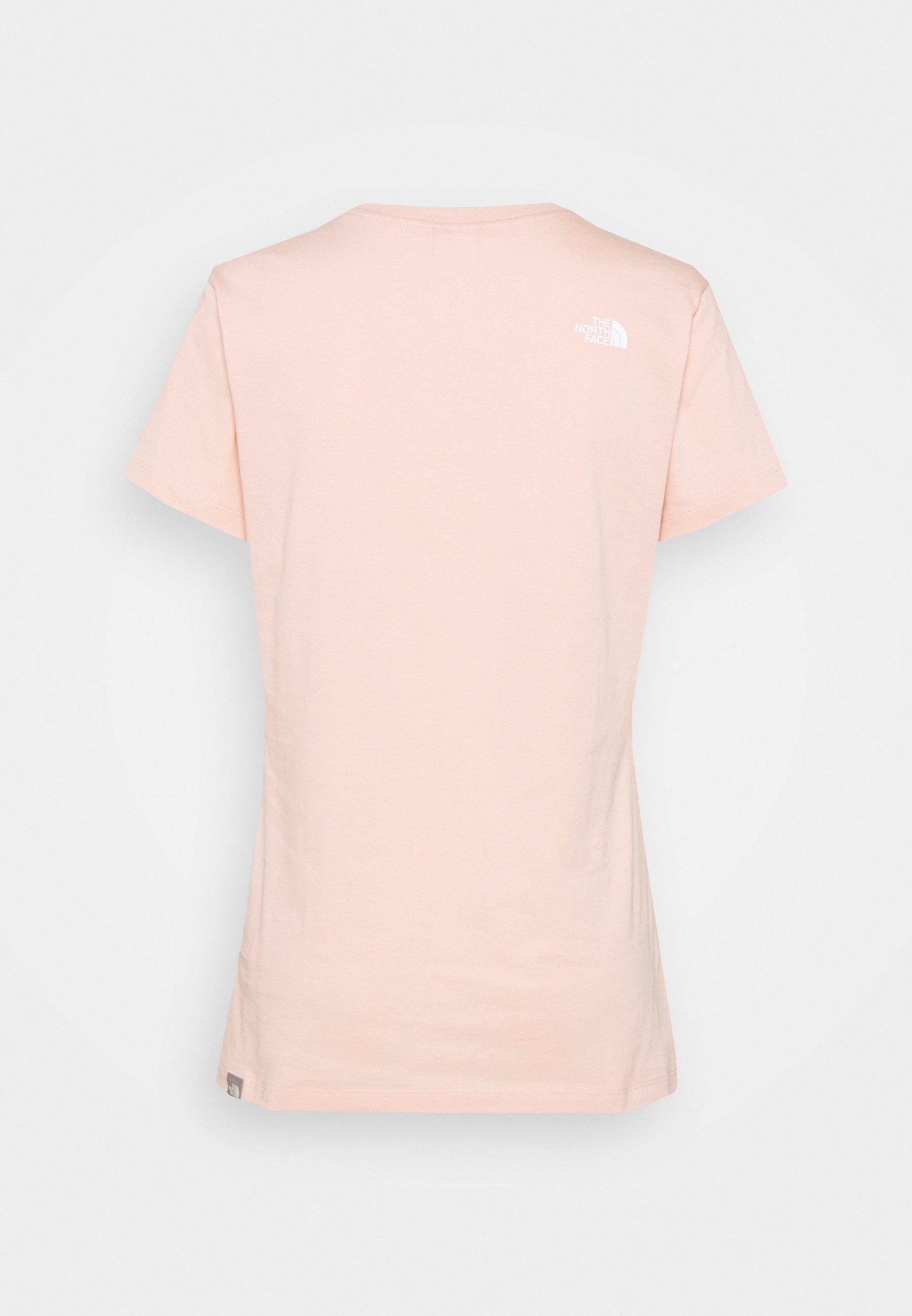 Femme SIMPLE DOME TEE - T-shirt basique