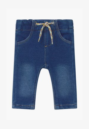 NBFPOLLY ATORINA BABY - Pantalon classique - medium blue denim