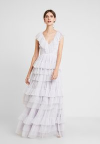 Lace & Beads - ALEXANDRA MAXI - Occasion wear - lilac - 2