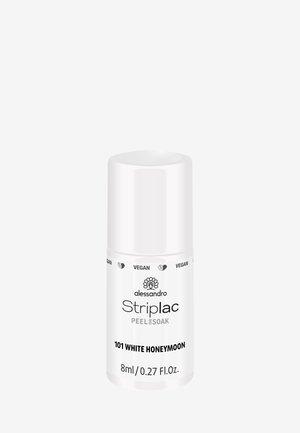 STRIPLAC PEEL OR SOAK 8ML UV-LAMP - VEGAN - Nail polish - white honeymoon