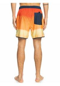 Quiksilver - MASSCAL - Swimming shorts - orange pop - 2
