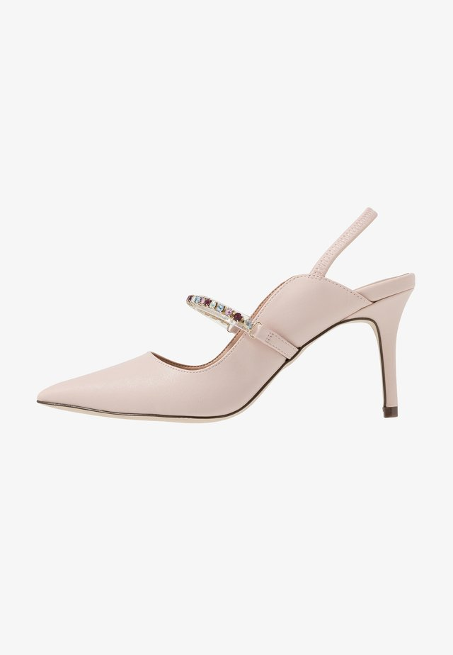 OULAYA - Classic heels - light pink