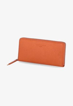 LARGE - Wallet - orange