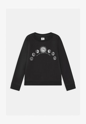 GIRL DOORBUSTER CREW - Sweatshirt - moonless night