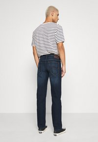Lee - DAREN ZIP FLY - Jeans straight leg - dark sidney - 2