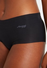 Sloggi - SHORT 2 PACK - Underbukse - black - 4
