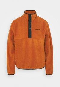 Carhartt WIP - Fleece jumper - cinnamon/black - 3
