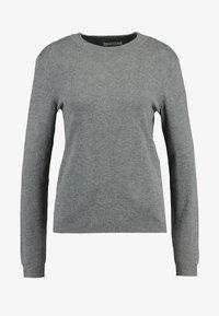 PCHESERA KNIT - Jumper - grey melange