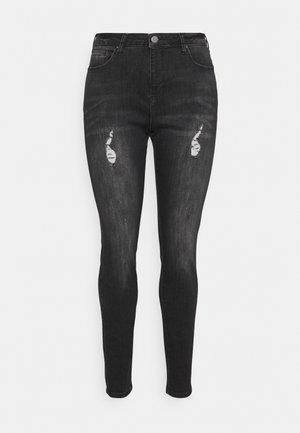 JTINLEY AMY - Jeans Skinny Fit - gret denim