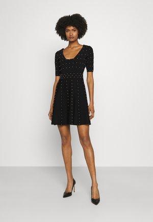 Jersey dress - nero