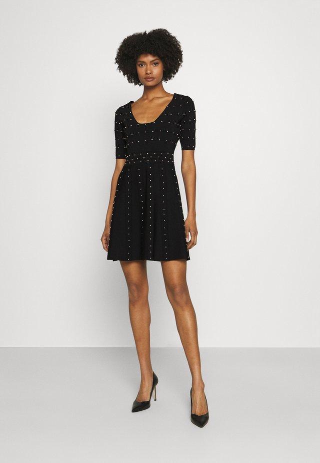 Vestido ligero - nero