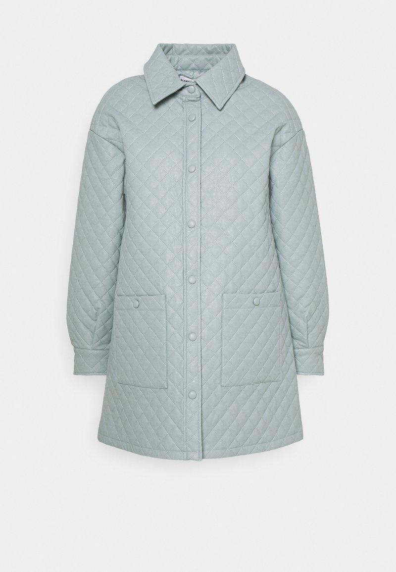 Glamorous Petite - Short coat - dusty blue