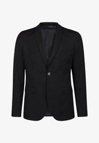WE Fashion - REGULAR FIT  - Giacca elegante - black - 3