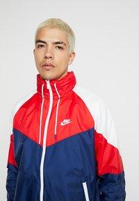 Nike Sportswear - Summer jacket - midnight navy/university red/summit white - 5