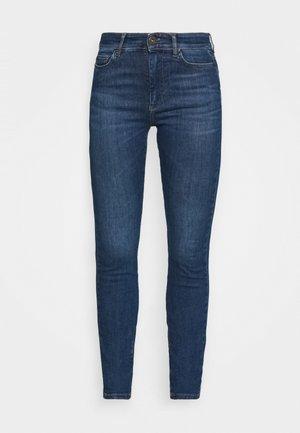 TENACE - Skinny džíny - blue