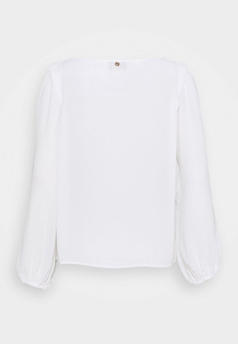 LIU JO - BLUSA - Blouse - star white