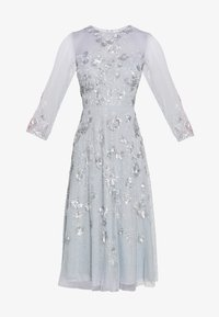 Adrianna Papell - BEAD COVERED - Sukienka koktajlowa - blue heather - 5