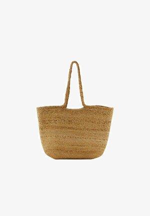 PCTALLO - Tote bag - nature