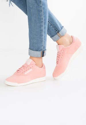 PRINCESS WOVEN EMB - Trainers - sweet pink/chalk