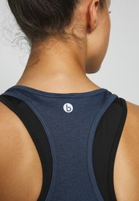 Cotton On Body - TRAINING TANK - Top - dark indigo marle - 5