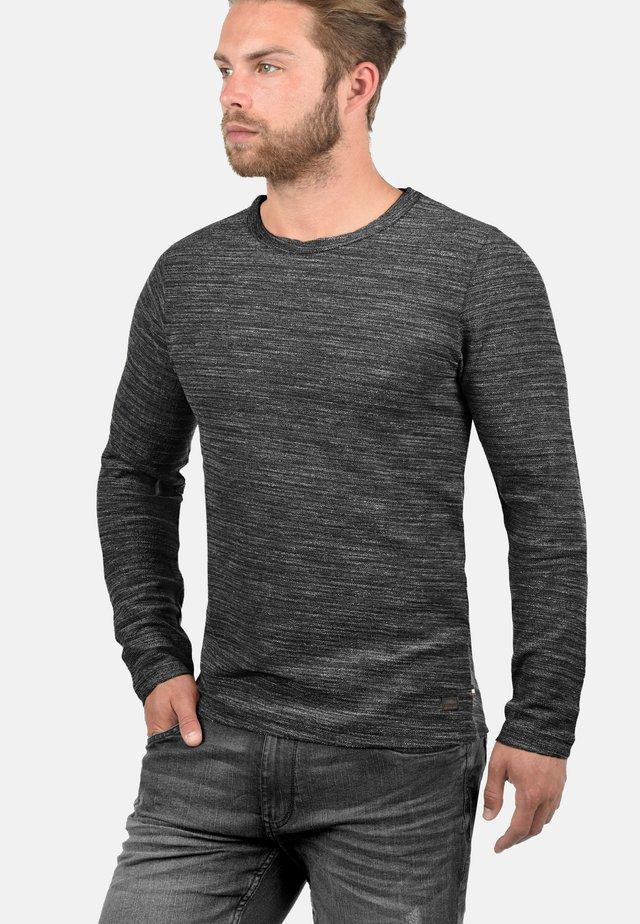 PANTALEON - Sweater - black