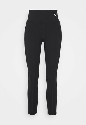 NU-TILITY HIGH WAIST 7/8 LEGGINGS - Collant - black