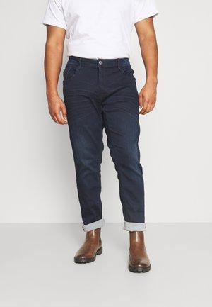 TWISTER FIT - Jean droit - denim blue black