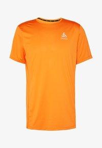 ODLO - ELEMENT LIGHT - T-shirt - bas - mandarin red - 3