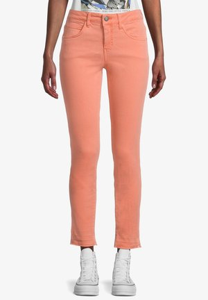Slim fit jeans - nectarine