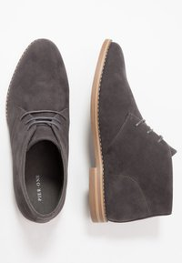 Pier One - Lace-ups - grey - 1