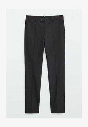 Spodnie garniturowe - dark blue